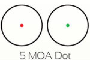 5 MOA Dot Dual