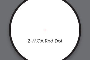 Ret 2MOA Red Dot L